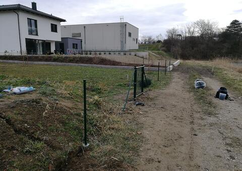 Maschendrahtzaun in 2353 Guntramsdorf Niederösterreich 05