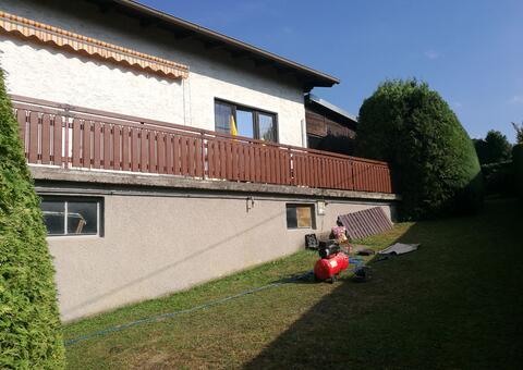 Balkongeländer aus Holz in 3040 Neulengbach Niederösterreich 12
