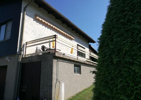 Balkongeländer aus Holz in 3040 Neulengbach Niederösterreich 03