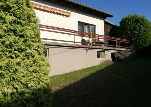 Balkongeländer aus Holz in 3040 Neulengbach Niederösterreich 07