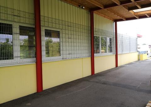 Doppelstabgitterzaun in 2362 Biedermannsdorf Niederösterreich 06