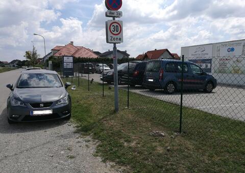 Maschendrahtzaun in 2514 Traiskirchen Niederösterreich 13