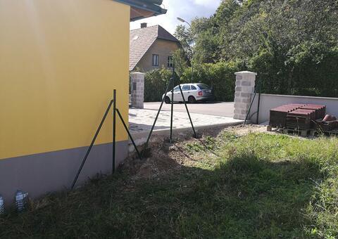 Maschendrahtzaun in 2560 Berndorf Niederösterreich 03