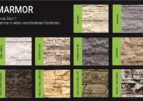 Muster Marmor