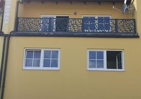 Balkongeländer aus Metall in 1230 Wien 08