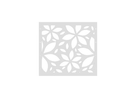 Flower  97,5x90 ZE 04 02 W