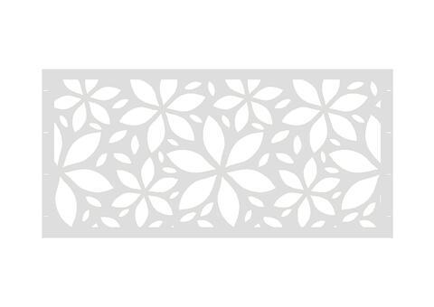 Flower 187,5x90 ZE 01 01 W