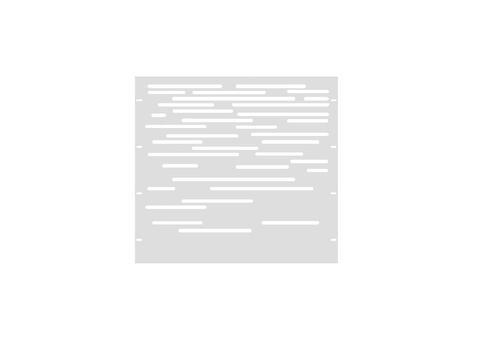 Lines 97,5x90 ZE 04 04 W