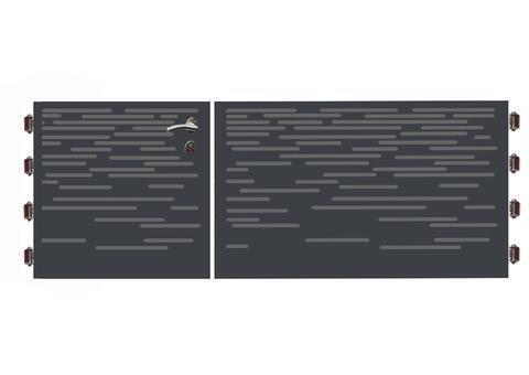 Lines Doppeltor DTM 7+9 04 A