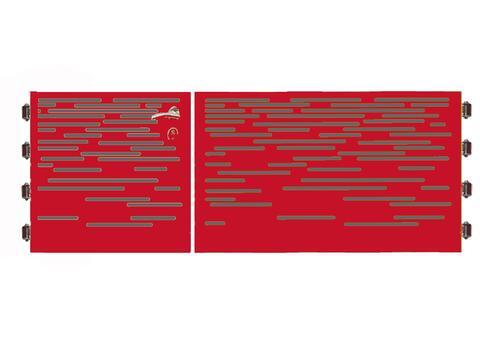 Lines Doppeltor DTM 7+9 04 R
