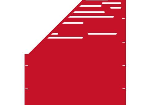 Lines schräg-links-97,5x180 ZES 03 04 R