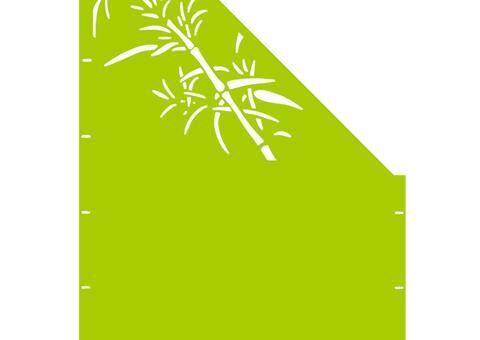Schilf schräg-rechts-97,5x180 ZES 02 06 T